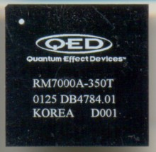 Quantum Effect Devices RM7000A-350T