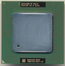 Intel PIII 1400/512/133/1.45 SL5XL