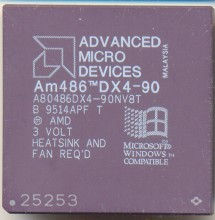 AMD A80486DX4-90NV8T