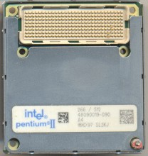 Intel Mobile PII 266/512 SL2KJ